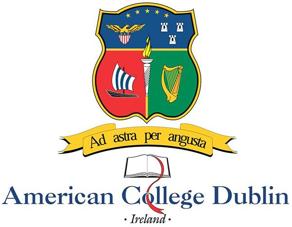 American College Dublin logo
