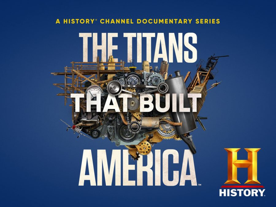 Chris Newman - The Titans That Built America poster