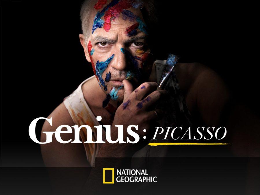 Christian Lopez Lamelas - Genius Picasso Poster