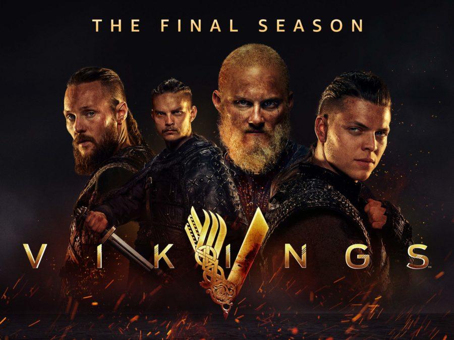 Daniel Paton - Vikings Poster