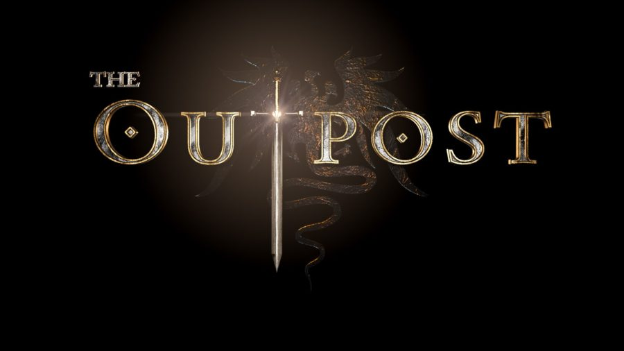 Gerard Miller - The Outpost poster