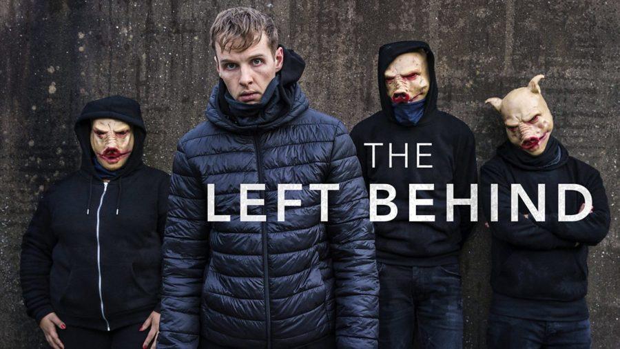 Hassan Maarfi - The Left Behind Poster