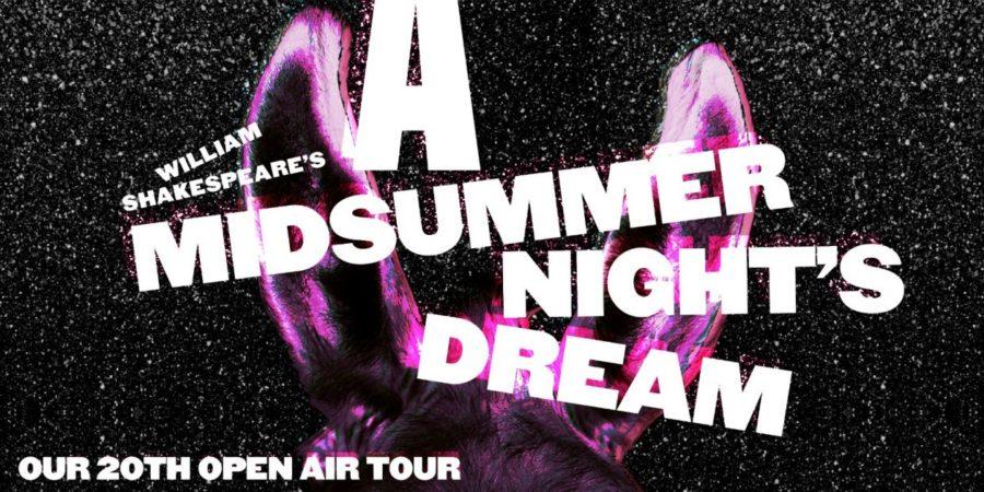 Joseph Lukehurst A Midsummer Nights Dream poster