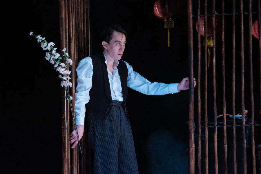Leo Wan in Miss Julie