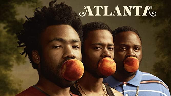 Mathijs Swarte - Atlanta poster