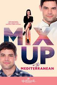 Nadia Sohawon - MIX UP IN THE MEDITERRANEAN poster