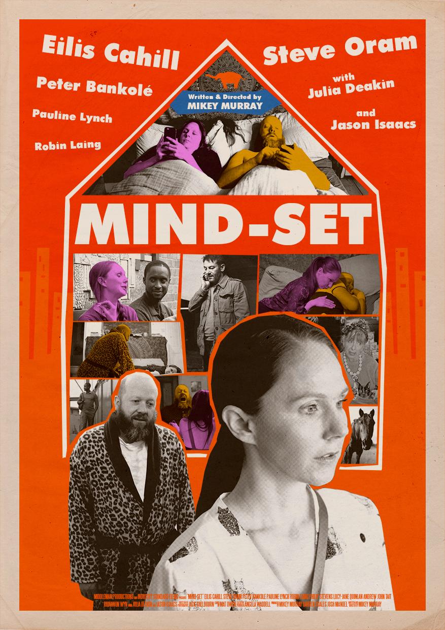Pauline Lynch - Mind-Set Poster