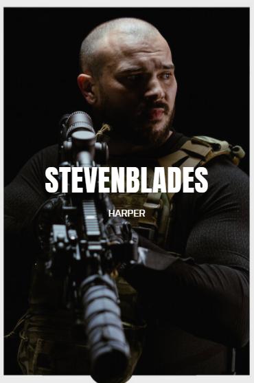 Steven Blades in Sunray