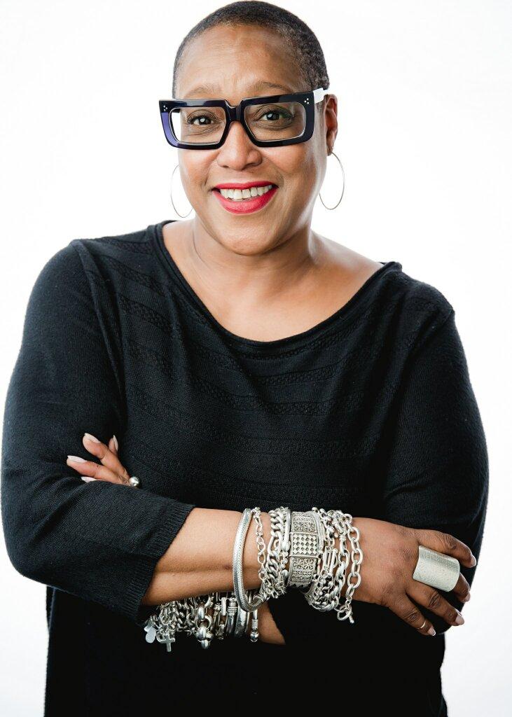 Dr Paulette Randall MBE Headshot